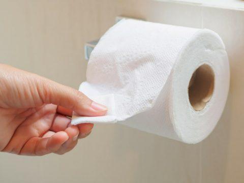 กระดาษทิชชู kimberly